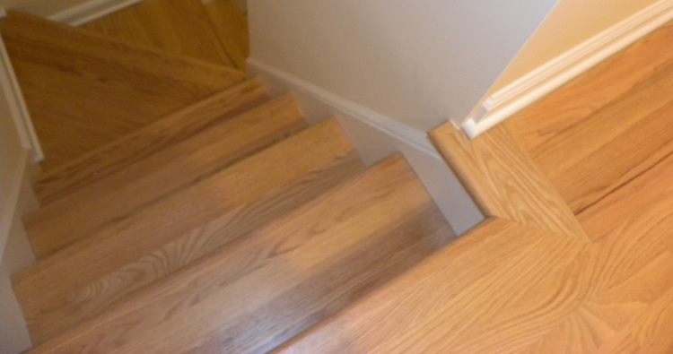 Finish Carpentry Stairs