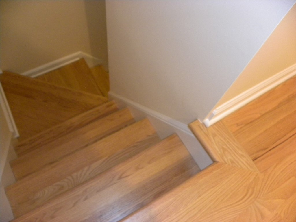 Stair Finishing Carpentry Fairfield County, CT.