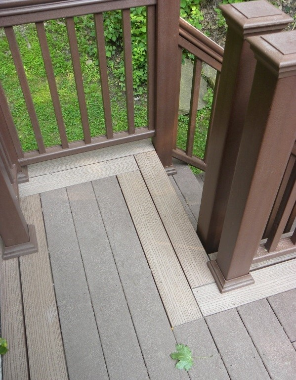 Deck Repairs and Deck Border Installation Fairfield County, CT.