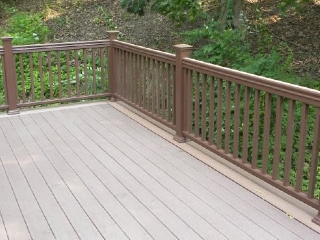 Deck Repairs and Railing Replacements Fairfield County, CT.