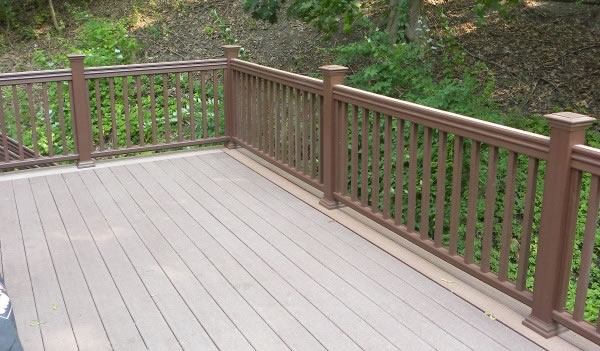 Deck Repair Services by Craftsman Contracting.