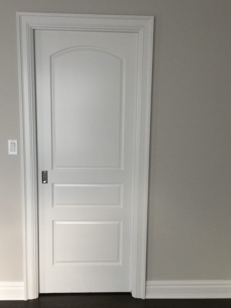 Installing Pocket Door Hardware
