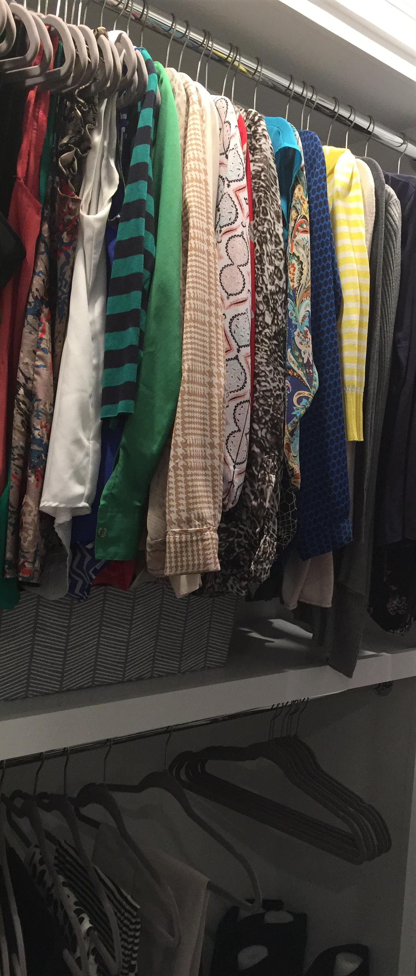 Closet organization in Norwalk, CT