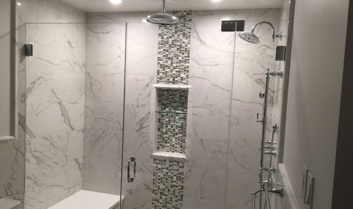 Shower Remodeling and Renovations Wilton CT