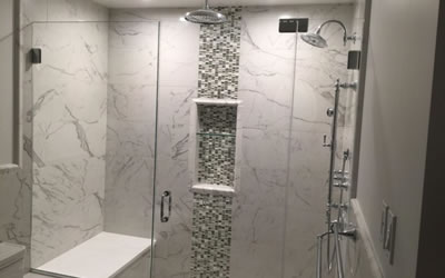Custom Bathroom Remodeling Contractor Norwalk CT.