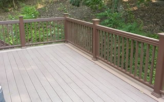 Deck Builder Fairfield County CT.